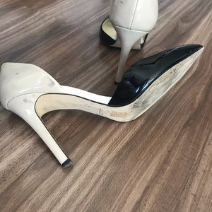 Aldo Shoes - Aldo leather heels 8.5